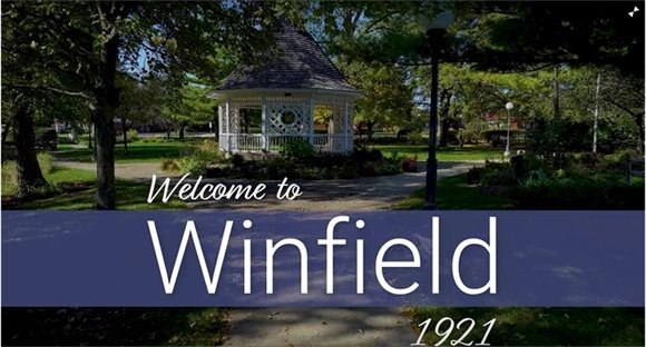 welcome to winfield