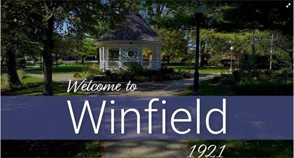 Winfield Welcome