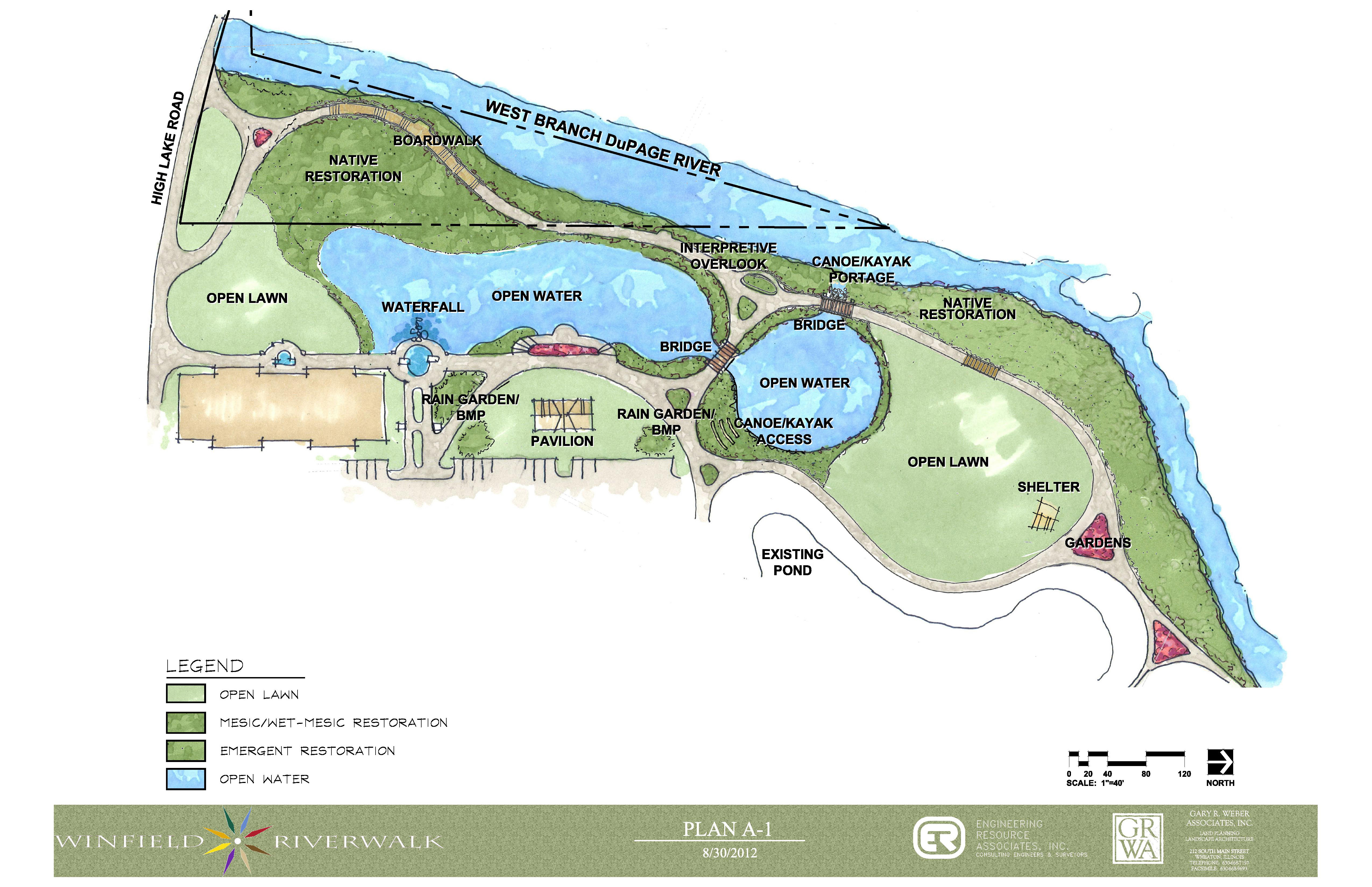 Village of Winfield IL  Official Website  Conceptual Plan